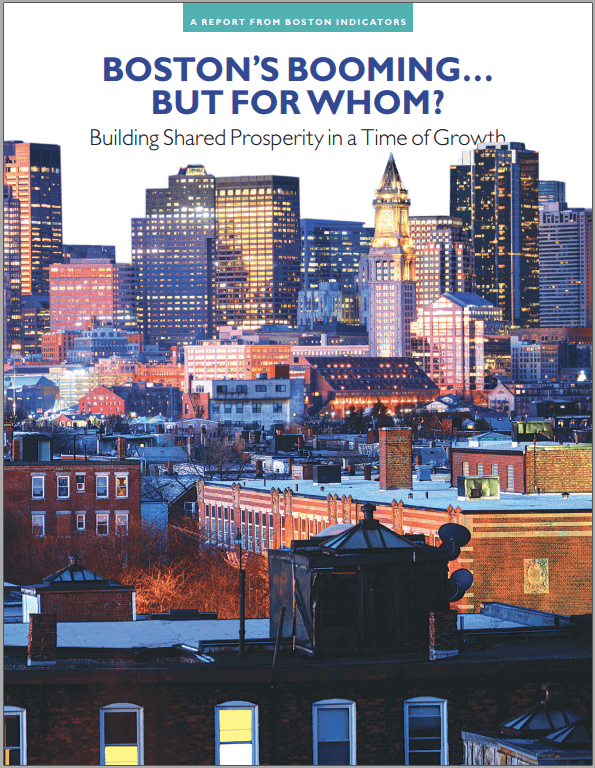 fbace1c18 Boston's Booming... But For Whom?