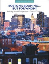 Boston's Booming Cover