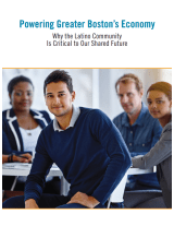 Powering Greater Boston's Economy: Why the Latino Community is Critical to our Shared Future