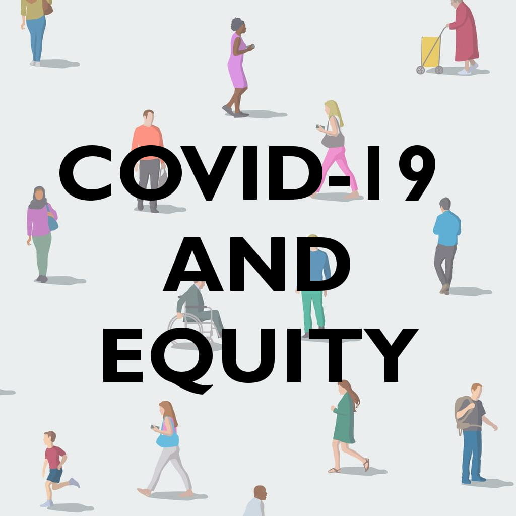 COVID-19 and Equity Button v2