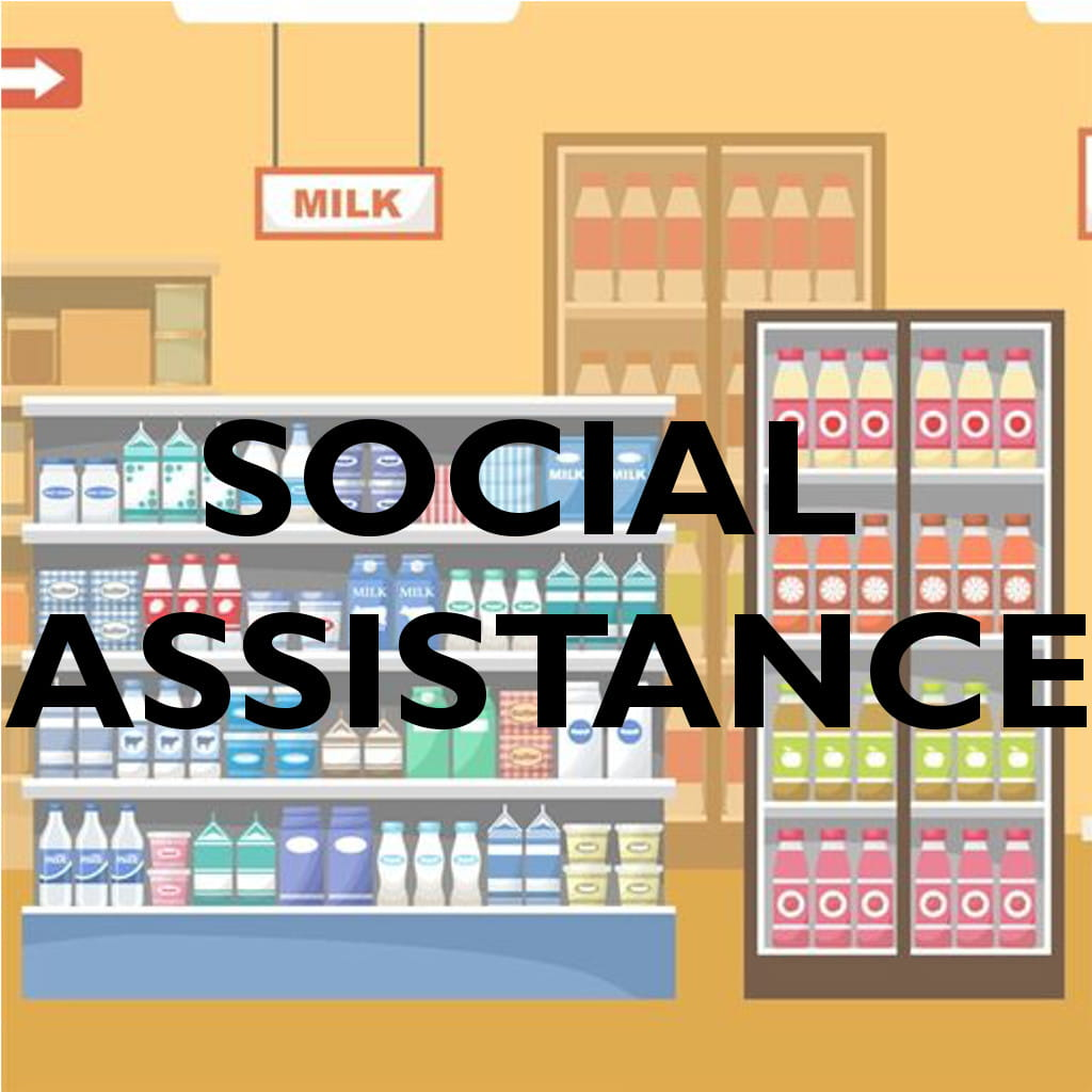 Social Assistance Button v2